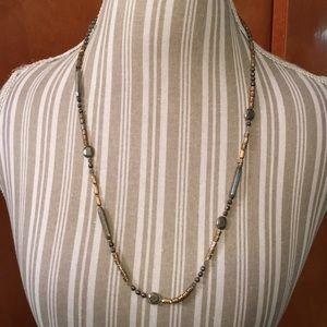 Silpada Show Your Metal Necklace